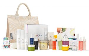 www.penelopedunlop.com - it started with a new job and a gift - picture showing Tropic's New Starter Kit